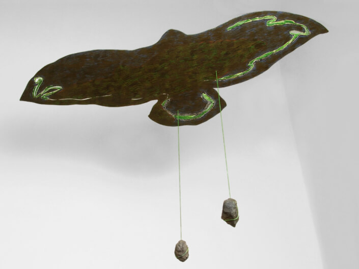 Pták a kámen, 2004